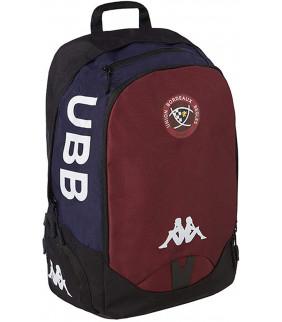 Sac a dos Kappa UBB Union Bordeaux Bègles Officiel Rugby