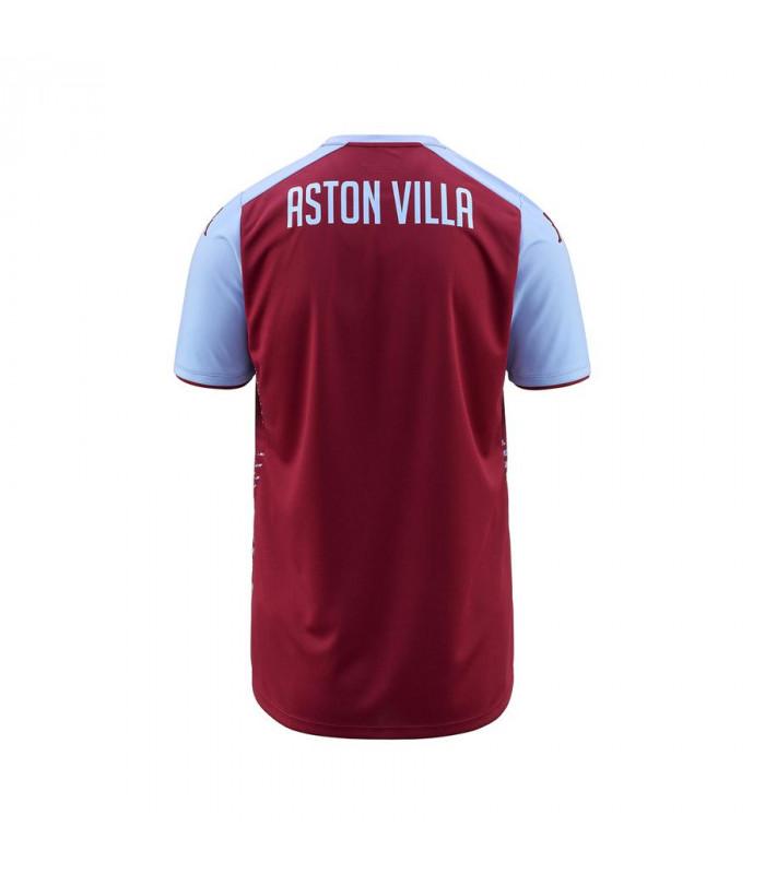 Maillot Aston Villa Fc Aboupres Pro 5 Officiel Football