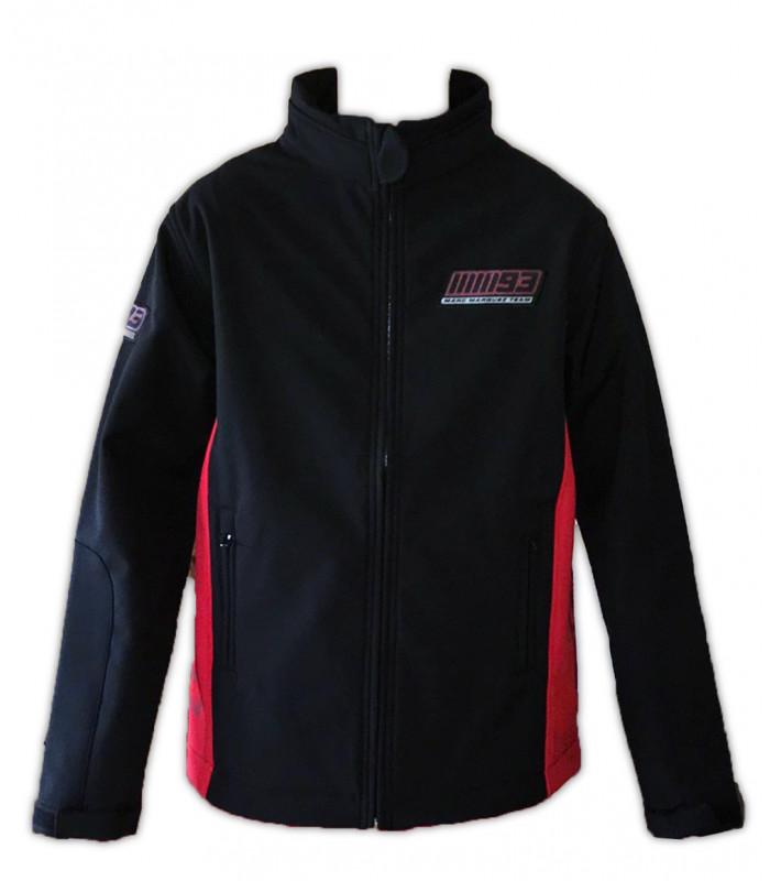 Veste Softshell Zip MM93 Yoke Bicolor Officiel MotoGP