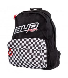 Sac a dos School Bud Racing Checkers Officiel