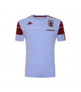 Tshirt Kappa Banda ARARI Slim Aston Villa Fc Arari Officiel Football