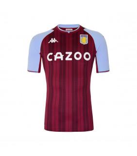 Maillot Homme Aston Villa Fc Kombat Pro Domicile Officiel Football