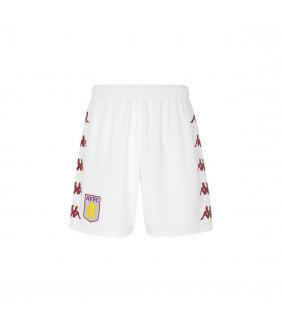 Short Homme Kappa Kombat Aston Villa Fc Officiel Football