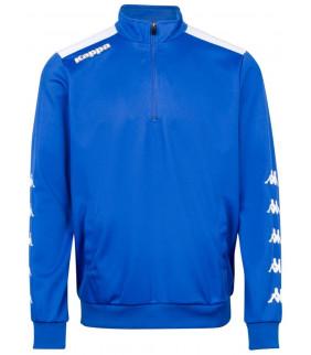 Sweatshirt Homme Kappa Training Sacco Officiel