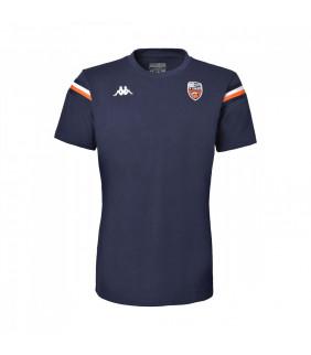 T-shirt KAPPA Fiori FC Lorient Officiel Football
