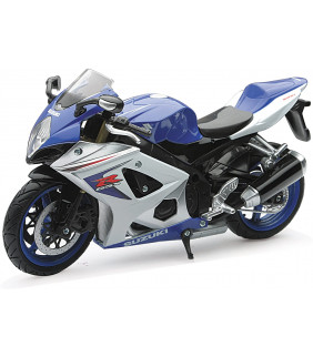 Moto Miniature  New Ray - 57003 Suzuki GSX R1000 2008