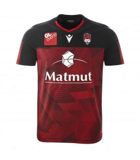 Tshirt Homme LOU Rugby Training Strip Officiel Lyon