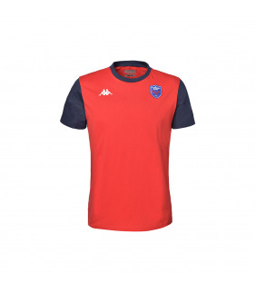 T-shirt Kappa Filini FC Grenoble Rugby Officiel Rugby