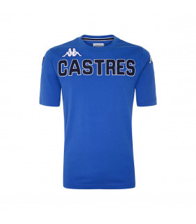 T-shirt Kappa Eroi Castres Olympique Officiel Rugby