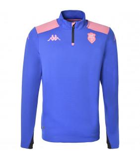 Sweatshirt Kappa Ablas Pro Stade Français Paris Officiel Rugby