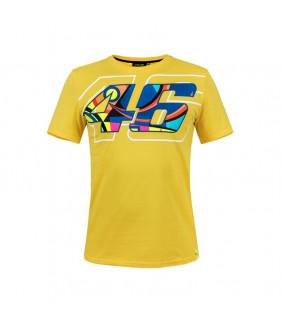 T-shirt VR46 THE DOCTOR Officiel MotoGP Valentino Rossi
