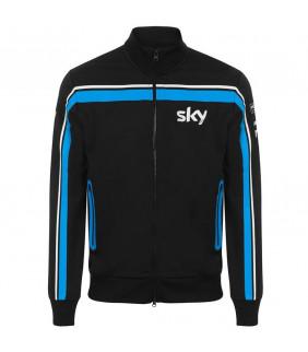 Sweat-Shirt Zip VR46 SKY Racing Team Officiel MotoGP Valentino Rossi