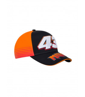 Casquette Baseball Stripes Jack Miller 43 Racing Officiel MotoGP