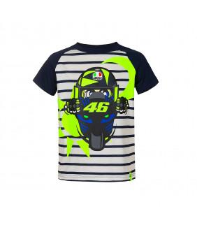 T-shirt Enfant VR46 Moto...