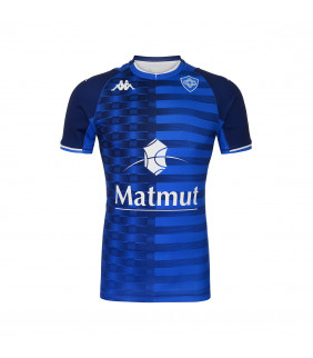 Maillot Kappa Kombat Castres Olympique Officiel Rugby