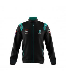 Sweat-Shirt Zip Yamaha Petronas Sepang Racing Team Officiel MotoGP