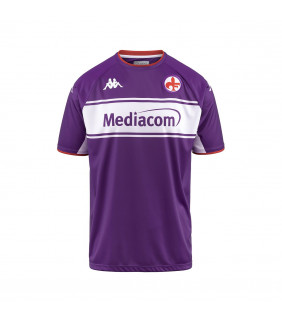 Maillot Kappa ACF Fiorentina Kombat Domicile Officiel Football