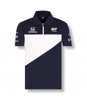 Polo Alpha Tauri Redbull Racing Team Officiel F1