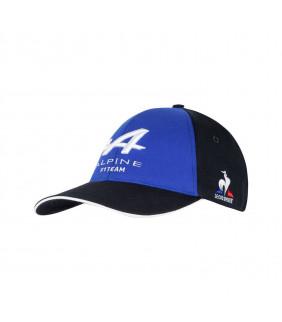 Casquette Baseball Alpine Renault F1 Team Racing Officiel F1