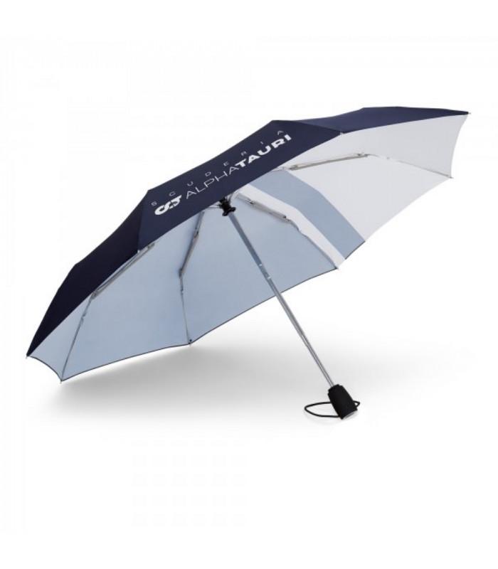 Parapluie compact Scuderia AlphaTauri Officiel Teamline Formule 1