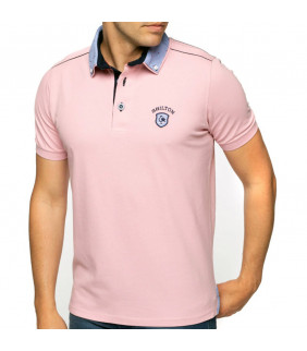 Polo double col SHILTON