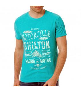 T-shirt Motorcycle d'été SHILTON