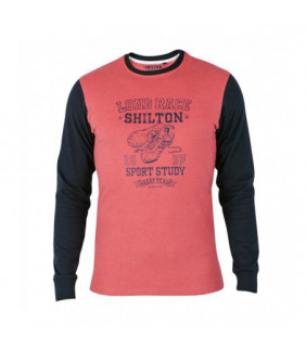 T-shirt manche longue SHILTON SPORT STUDY