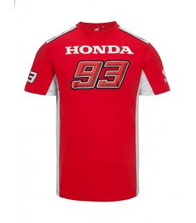 Tshirt Honda MM93 MotoGP Officiel Marc Marquez MotoGP