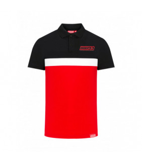 Polo Bicolor MM93 Team Officiel MotoGP Marc Marquez