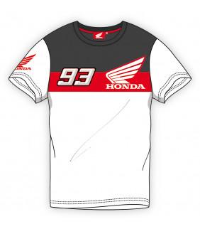 Tshirt Honda Dual MM93 MotoGP Officiel MotoGP Marc Marquez