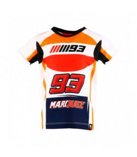 T-shirt enfant Repsol Dual - Marc Marquez 93 MotoGP