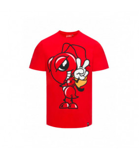 Tshirt MM93 Cartone Mascotte Officiel MotoGP  Marc Marquez