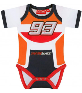 Body MM93 Officiel MotoGP Multicolor Marc Marquez