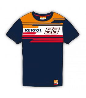 T-shirt Repsol Dual MM93 Officiel MotoGP Marc Marquez