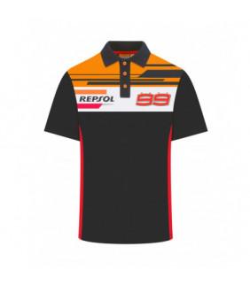 Polo Repsol Dual JL99 Officiel MotoGP Jorge Lorenzo